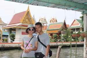 boat cruise @ chao phraya river