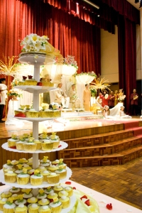 reception n cuppies
